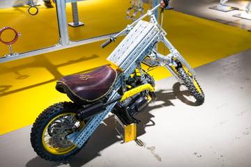 siFramo motocykl