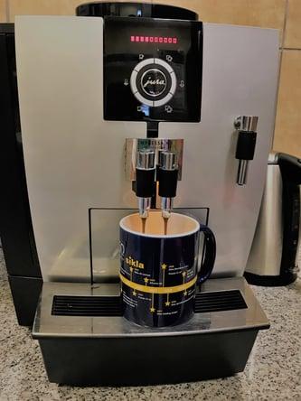 siklowy express do kawy